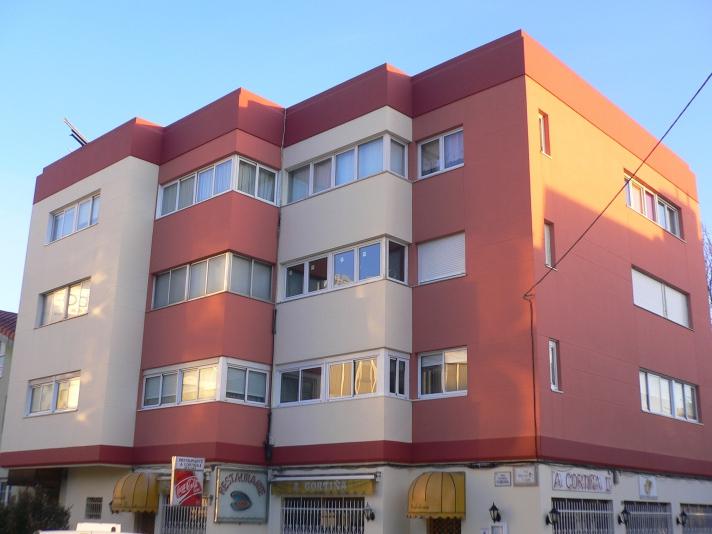 Pintado de fachada a coru a - Pintado de fachadas ...